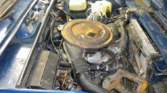 Как снять двигатель с ВАЗа
