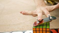 Как делать трюки на фингере
