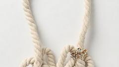 Как сделать веревку