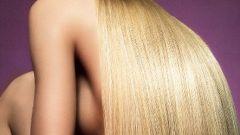 Как убрать желтизну с волос