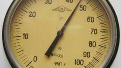 Как определить влажность воздуха