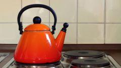 Как очистить накипь с чайника