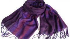 Как завязывать шарф в картинках