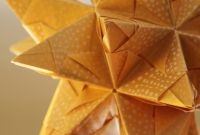 Как сделать вифлеемскую звезду