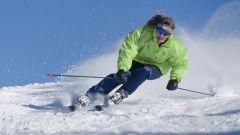 Как научиться горным лыжам