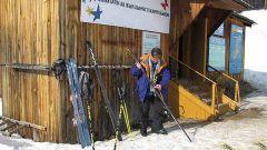 Как мазать пластиковые лыжи