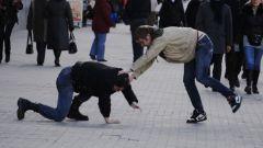 Как победить в уличной драке