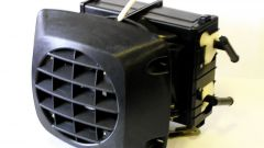 Как снять радиатор печки