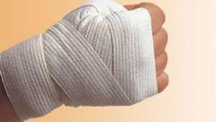 Как завязывать боксерские бинты