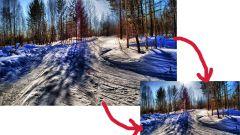 Как уменьшить качество фотографии