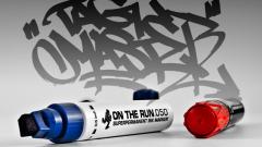 Как сделать маркер граффити