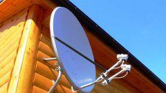 Как подключить спутниковую тарелку