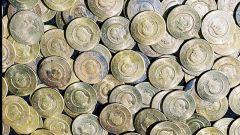Как очистить монеты