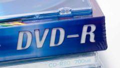 Как записать фильм на dvd