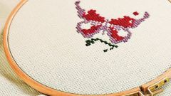 How to make a pattern of embroidery with photos