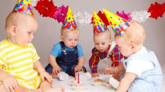 How to entertain a child's birthday