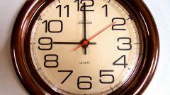 Как определять время на часах