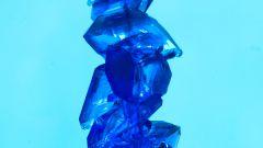Как сделать кристалл