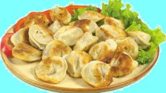 How to fry dumplings