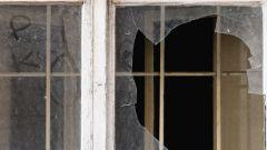 Как установить стекло