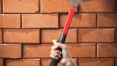 Как сломать стену
