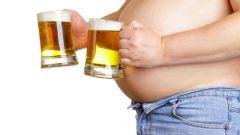 Как убрать пивной живот