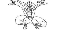 Как нарисовать человека-паука