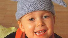Как связать детскую шапочку