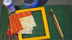 Как оформить вышивку