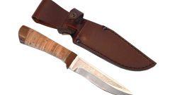Как заточить правильно нож