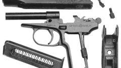 Как разобрать пистолет