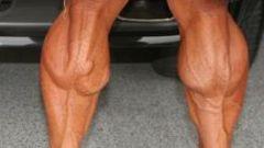 How to build calves feet