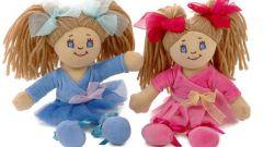 Как сделать куклу самой