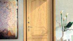 Как ставить дверь