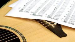 The chords and their names: how to learn to read