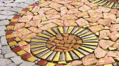 Как сделать самому мозаику
