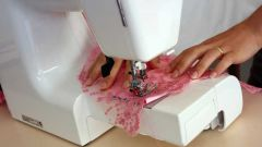 How to sew evening dress