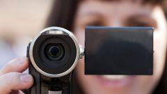 Как снимать видеокамерой в 2017 году