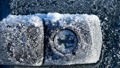 Как открыть замерзший замок