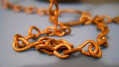 Как сделать цепочку