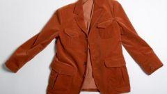 Как сшить пиджак