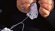 Как вязать столбик без накида