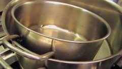 Как почистить кастрюли