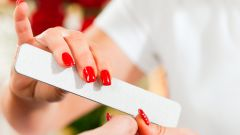 Как подпиливать ногти