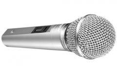 Как подключить микрофон для караоке