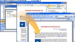 Как конвертировать документ