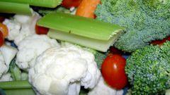 Как замораживать овощи