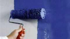 How to paint paintable Wallpaper