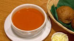 Как готовить крем-суп