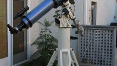 Как наблюдать объекты на небе